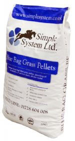 Blue Bag Grass Pellets-893